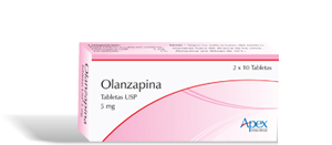 Olanzapine-5mg