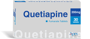 Quetiapine-200mg